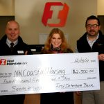 1st Interstate Bank Donation