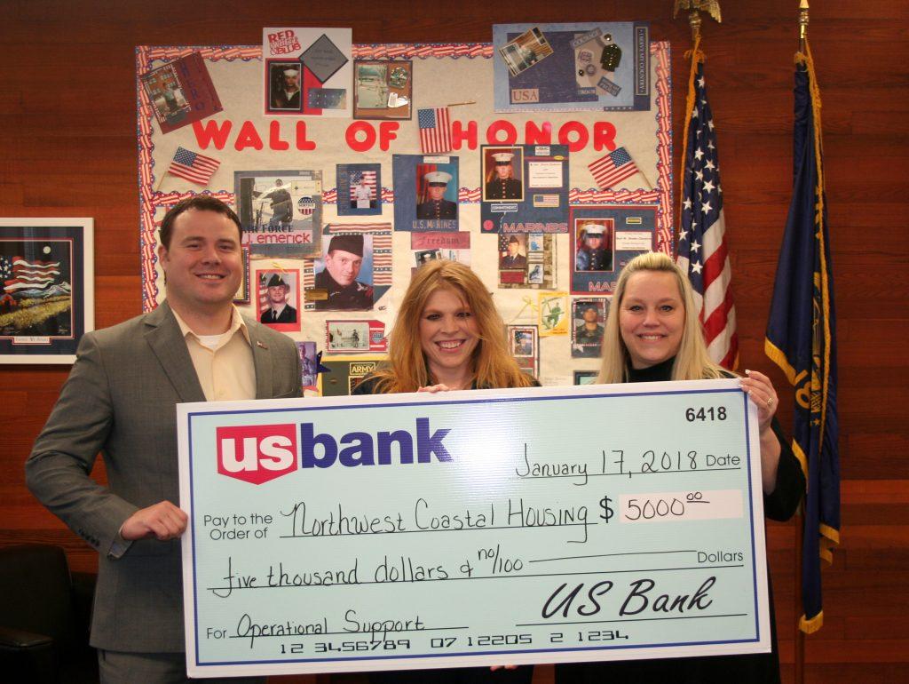 US Bank Grant